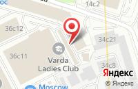 Схема проезда до компании Теледисконт в Москве