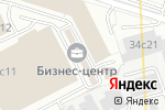Схема проезда до компании Город Вод в Москве