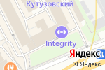 Схема проезда до компании Казакова в Москве