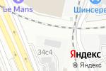Схема проезда до компании Перевозки мигом в Москве