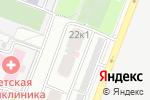 Схема проезда до компании КОЛХИДА в Москве