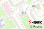 Схема проезда до компании Пастиж в Москве