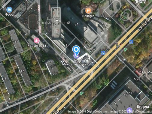 Продажа машиноместа, 14 м², Москва, Мосфильмовская улица, 8