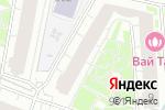 Схема проезда до компании Миралмед в Москве