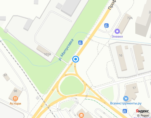 Управляющая компания «ЖКХ» на карте Дмитрова