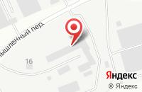 Схема проезда до компании Инетстрой в Дмитрове