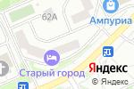 Схема проезда до компании Мини-отель Старый Город в Москве