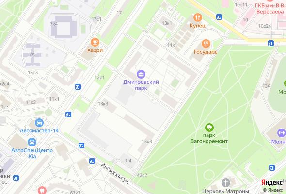 купить квартиру в ЖК Дмитровский парк