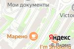 Схема проезда до компании ПАПИЛЛОН в Москве
