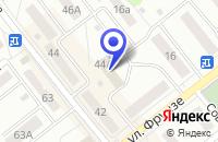 Схема проезда до компании АВТОШКОЛА СВЕТОФОР в Губкине