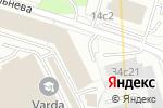 Схема проезда до компании ПРЕМЬЕР-ТОЙС в Москве