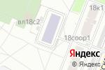 Схема проезда до компании Битцевская автошкола в Москве