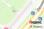 Схема проезда до компании РЕФЛАКС в Москве