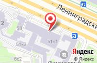 Схема проезда до компании Арива-Тур в Москве