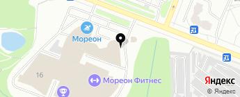 CarMax24 на карте Москвы