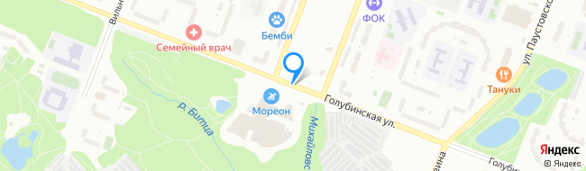 Голубинская улица