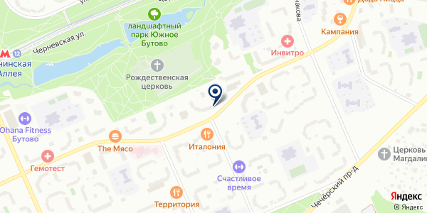Магазин рыбы на карте Москве