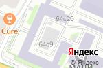 Схема проезда до компании Лаборатория Мади в Москве