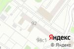 Схема проезда до компании Москвичок в Москве