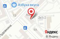 Схема проезда до компании Издательство «Медицина-Здоровье» в Москве