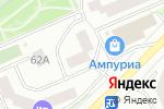 Схема проезда до компании Трюфель в Москве