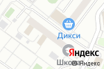 Схема проезда до компании Музей-библиотека Н.Ф. Фёдорова в Москве