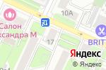 Схема проезда до компании Мир плитки в Москве