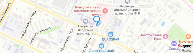 Амбулаторный переулок