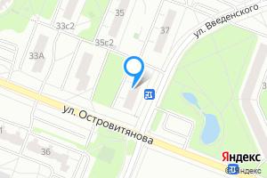 Снять трехкомнатную квартиру в Москве ул Островитянова, 37А