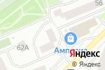 Схема проезда до компании Имидж-студия Анны Володиной в Москве