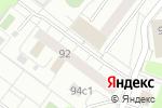 Схема проезда до компании Центральная детская библиотека №124 в Москве