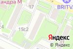 Схема проезда до компании АртДисконт.RU в Москве
