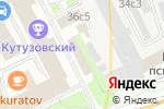 Схема проезда до компании Докар в Москве