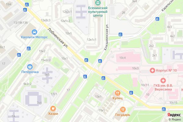 Ремонт телевизоров Район Дмитровский на яндекс карте