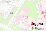 Схема проезда до компании Первый Московский государственный медицинский университет им. И.М. Сеченова в Москве