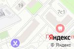Схема проезда до компании PerLaPrestige в Москве
