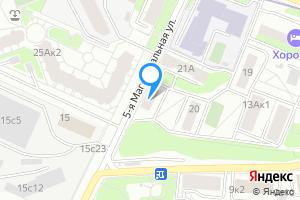 Снять однокомнатную квартиру в Москве 5-я Магистральная ул., 18
