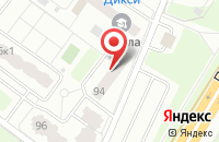 Схема проезда до компании Углетранс в Москве