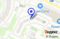 Схема проезда до компании УЧЕБНЫЙ ЦЕНТР БОРИСОВОЙ Т.К. в Москве
