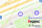 Схема проезда до компании Belle в Москве