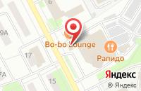 Схема проезда до компании Stock в Подольске