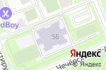 Схема проезда до компании Дзаншин в Москве
