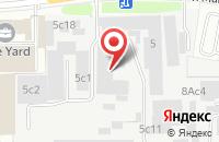 Схема проезда до компании Ваш Склад в Москве