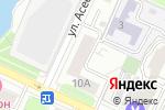 Схема проезда до компании Секретариат Межправительственного совета дорожников в Москве