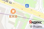 Схема проезда до компании ЛПГенератор плюс в Москве