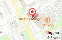 Схема проезда до компании СпортБет в Подольске