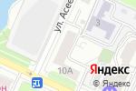 Схема проезда до компании Солидарность-Паблишер в Москве