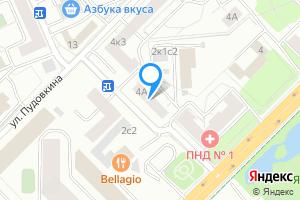 Снять двухкомнатную квартиру в Москве ул. Пырьева, 4А