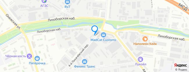 переулок Лихачёвский 4-й