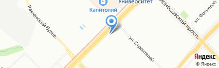 Nes Groop на карте Москвы